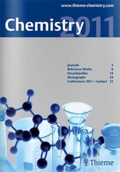 Chemistry Catalog 2011