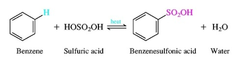 how to write benzene ring in word